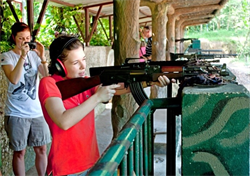 CU CHI TUNNEL GROUP TOURS